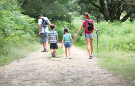 family_hiking
