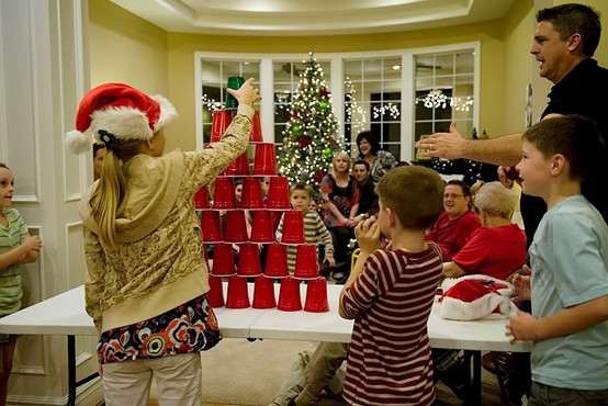 fun christmas party games for the whole family - Family Games To Play At Christmas